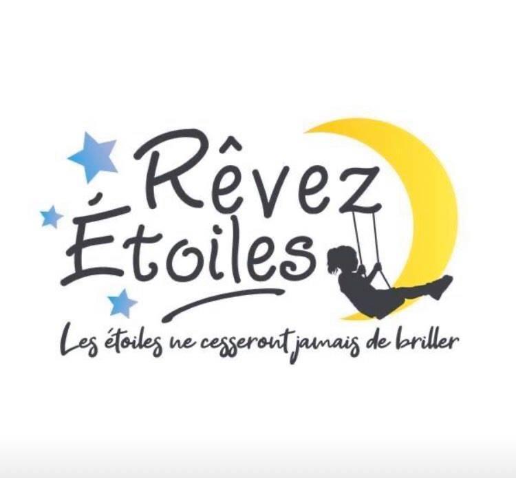 Logo de l'association rêvez étoiles